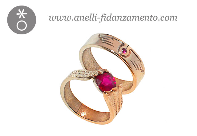 Anelli di fidanzamento anelli fidanzamentoanelli for Anelli di fidanzamento famosi