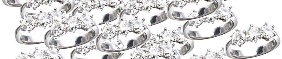 Anello personalizzato anelli fidanzamento for Anelli di fidanzamento famosi