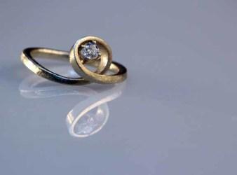 anello diamante etico