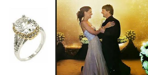 Tom cruise e katie holmes un anello di fidanzamento for Anelli di fidanzamento famosi