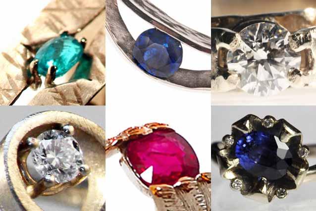 scegliere pietra per anello