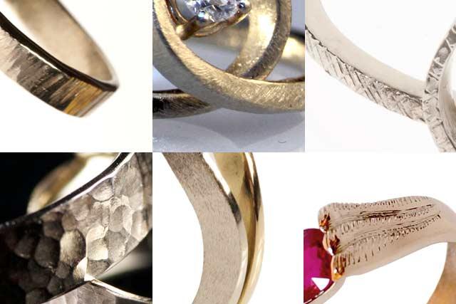 foto texture anelli fidanzamento