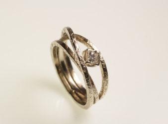 foto testimonianza anello fidanzamento