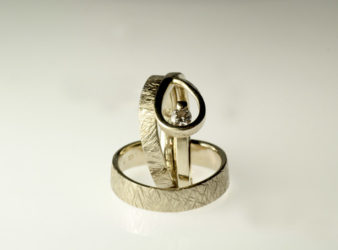 foto abbinare fede e anello