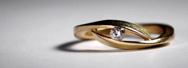 anelli oro giallo