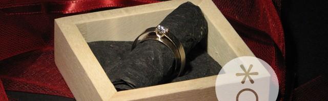 Un anello in Regalo alla Fidanzata