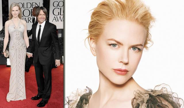 Nicole Kidman e Keith Urban matrimonio