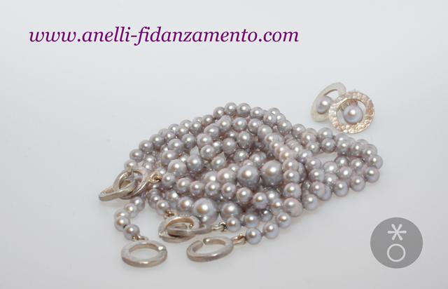 foto collana perle - Regalo per una Ragazza