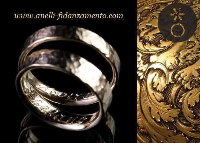 foto anelli con data